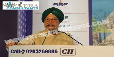 All Realty Projects Will Eventually Be Covered By RERA: Hardeep Singh Puri